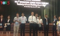 Ho Chi Minh City hosts international student science forum