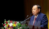 55th anniversary of Vietnam-Laos ties marked in Laos