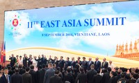 EAS's role in promoting regional peace