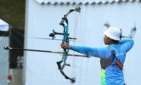 SEA Games 29: Second medal in archery for Vietnam