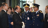 Prime Minister Nguyen Xuan Phuc arrives in Bangkok for official Thailand visit