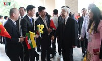 Creating momentum for Vietnam-Myanmar relationship