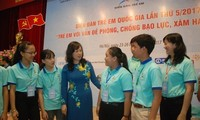 Anti-violence against children strengthened in Vietnam