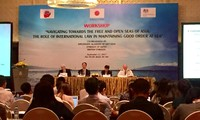 Legal experts: International law important to Asia's peace and stability