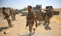 Iraqi army advances in fight against IS