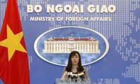 Vietnam concerned about North Korea's ballistic missile test