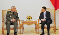 Vietnam, EU step up defense cooperation