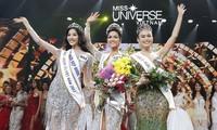 H'Nen Nie of Dak Lak crowned Miss Universe Vietnam