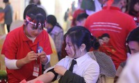 Red Sunday blood donation drive launched