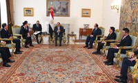 Vietnam. Egypt pledge further cooperation