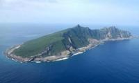 Chinese coast guard ships detected near Japan-China disputed islands