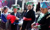 Tam Duong market embraces local mountain culture