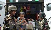 ហ្វីលីពីនប្រកាសការឈប់បាញ់មនុស្សធម៌នៅ Marawi