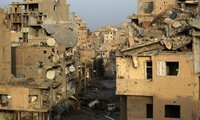 Middle Syria to be freed