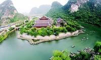 ឧទ្ទេសនាមអំពីតំបន់រមណីដ្ឋាន Trang An នៅខេត្ត Ninh Binh