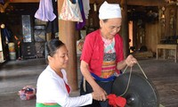 ស្រុក Cao Phong (ខេត្ត Hoa Binh) អភិរក្សវប្បធម៌ Muong Thang