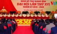 Открылись конференции парторганизаций разных провинций и городов Вьетнама