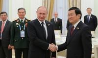 Результаты вьетнамо-российского сотрудничества в 2015 году
