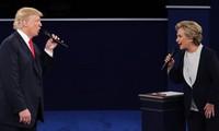 Американская общественность о 2-м раунде теледебатов между кандидатами в президенты