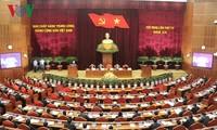В Ханое прошел 2-й рабочий день 4-го пленума ЦК КПВ 12-го созыва
