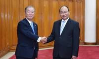 Вьетнам посетила делегация японских предпринимателей