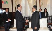 Вьетнам поддерживает создание государства Палестина
