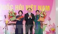 Представлен состав группы женщин-депутатов парламента Вьетнама 14-го созыва