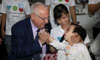 Президент Израиля с супругой завершил государственный визит во Вьетнам
