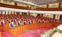 В Ханое продолжается работа 5-го пленума ЦК КПВ 12-го созыва