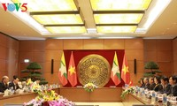 Спикер вьетнамского парламента провела переговоры со своим мьянманским коллегой