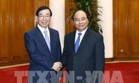 Премьер СРВ Нгуен Суан Фук принял спецпосланника президента Республики Корея
