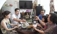 Трапеза в семейной жизни ханойцев