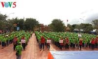 Молодёжный буддистский лагерь: человеколюбие в дельте реки Меконг