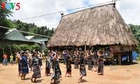 Дом на сваях «Гыол» в общине Ланг