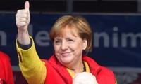 Поздравительная телеграмма по случаю парламентских выборов в Германии