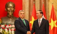Президент Вьетнама Чан Дай Куанг принял премьера Венгрии Виктора Орбана