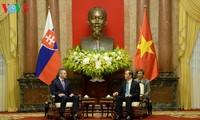 Президент Вьетнама Чан Дай Куанг принял вице-премьера Словакии
