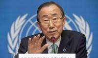 UN chief, Arab League Secretary-General urge support reconstruction in Gaza
