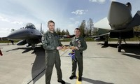 Norway takes over NATO's Baltic air policing mission in Lithuania