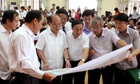 NA Chairman meets voters in Ha Tinh province