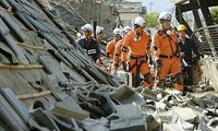 Second deadly quake hits southern Japan