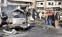IS claimed bomb attacks in Southern Iraq