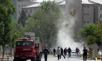 Turkey: Militants linked to Islamic State carried out bomb attack