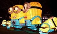 Giant Lantern Festival opens in Hanoi