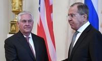 Russia, US discuss North Korea, Syria