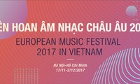 Hanoi, HCM city to host European Music Festival 2017