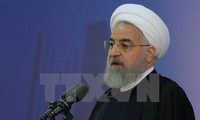 Iran's Rouhani calls for Mideast dialogue without foreign intervention
