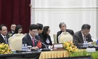 การเปิดการประชุมรัฐมนตรีว่าการกระทรวงการต่างประเทศอาเซียน