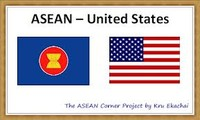 ความร่วมมือด้านเศรษฐกิจระหว่างอาเซียนกับสหรัฐ
