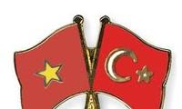 ผลักดันความร่วมมือระหว่างเวียดนามกับตุรกี